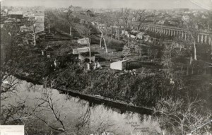 1878 Railroad tracks image