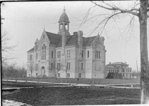 Cass County Courthouse, Fargo, N.D. 1890-1899