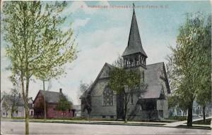 The First Norwegian Evangelical Lutheran Church