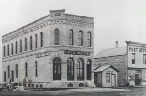 First Bank, First National Bank