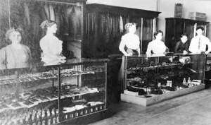 Inside of the Kopelman Store photo