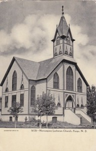 Norwegian Lutheran Church photo