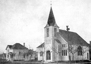 Swedish Baptist church photo
